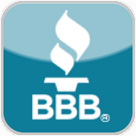 BBB - Better Business Bureau Accredited Logo Binder