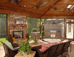 Wood Patio Cover Atlanta Marietta Roswell Kennesaw